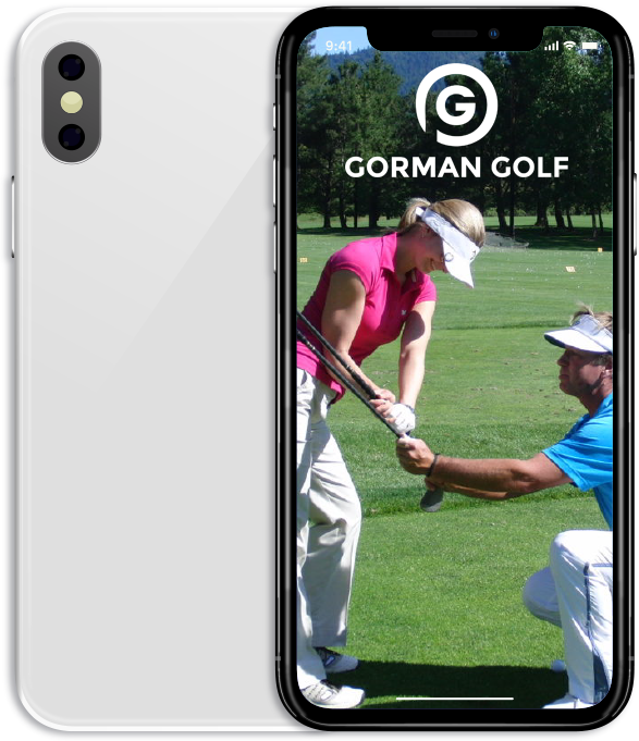 Gorman Golf Online Golf Lessons on Your Phone!